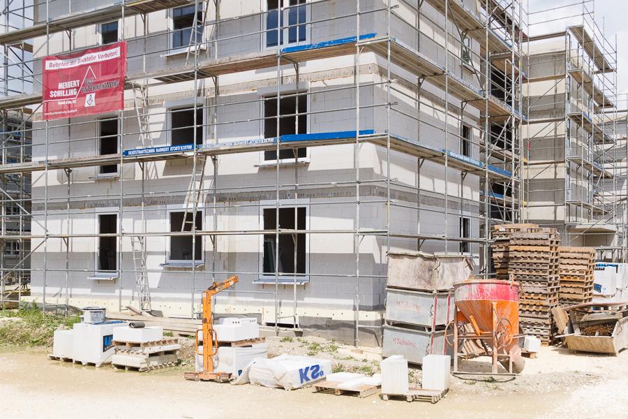 Wohnanlage Haydnstraße Senden Herbert Schilling Bauunternehmung